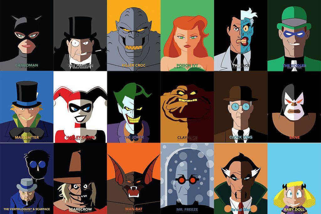 Ben Affleck quiere una gran galería de villanos para su Batman
