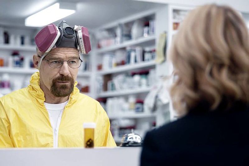 'Breaking Bad' resucita en la Superbowl