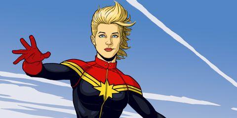Superhero, Fictional character, Hero, Cartoon, Gesture, Style, Illustration,