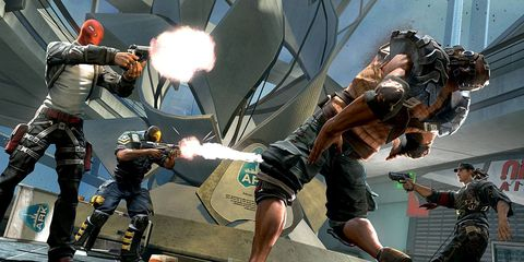 Fictional character, Action-adventure game, Cg artwork, Fiction, Hero, Pc game, Games, Crew, Action film, Video game software,