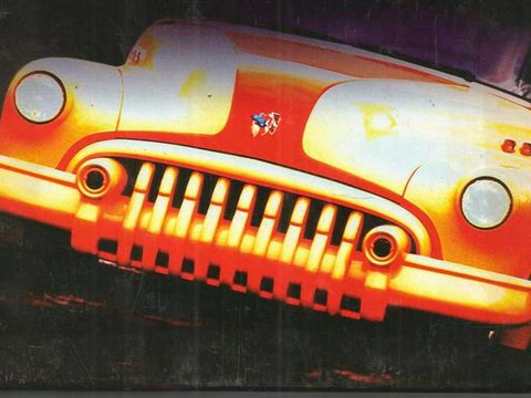 Vehicle, Car, Classic car, Coupé,