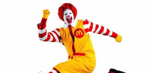 Clown, Jester, Performing arts, Costume, Mascot,