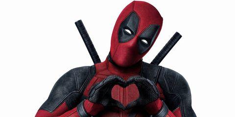Deadpool, Superhero, Fictional character, Suit actor,
