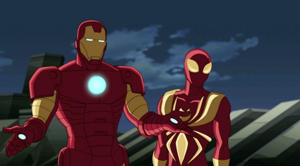 'Capitán América: Civil War': Así ayudará Iron Man a Spider-Man en la película