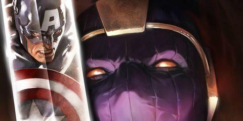 Fictional character, Purple, Superhero, Violet, Hero, Magenta, Lavender, Avengers, Masque, Costume,
