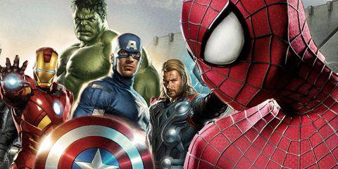 Head, Fictional character, Red, Superhero, Avengers, Costume, Hero, Carmine, Captain america, Pattern,
