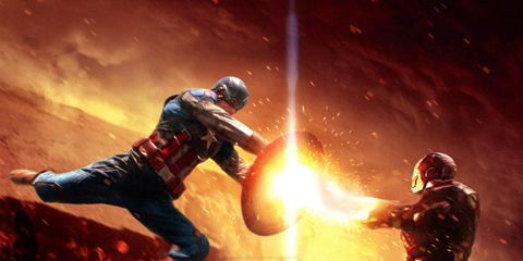 Fictional character, Action-adventure game, Space, Action film, Duel, Illustration, Animation, Digital compositing, Hero, Games,