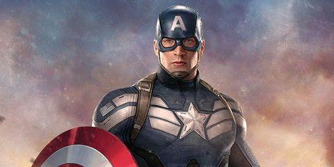 Captain america, Fictional character, Shield, Superhero, Hero, Armour, Avengers, Space, Costume, Animation,