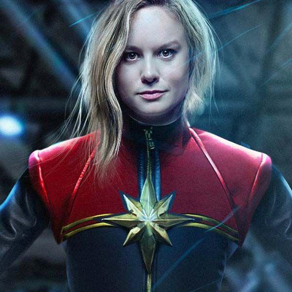 Capitana Marvel sorprende a sus fans en el cine