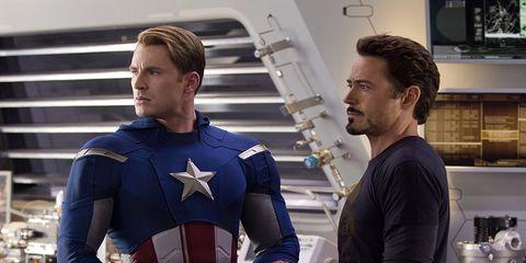 Sleeve, Fictional character, Superhero, Aerospace engineering, Hero, Service, Airline, Costume, Airliner, Avengers,