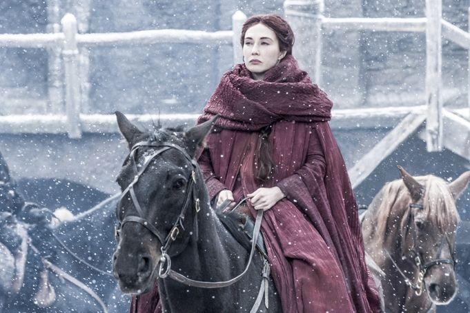 Carice van Houten (Melisandre) aclara qué pasará entre su personaje y Jon Snow