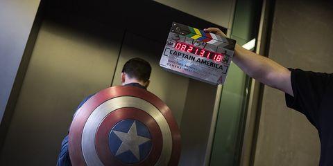 Captain america, Superhero, Fictional character, Costume, Avengers,
