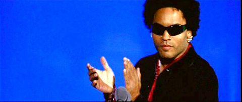 Cinco Momentos Estelares De Lenny Kravitz En El Cine