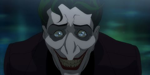 Animation, Fictional character, Animated cartoon, Graphics, Batman, Fiction, Drawing, Pleased, Supervillain,