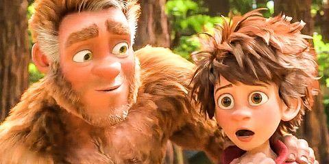 Animated cartoon, Fun, Human, Animation, Primate, Toy, Organism, Orangutan, Child, Fawn,