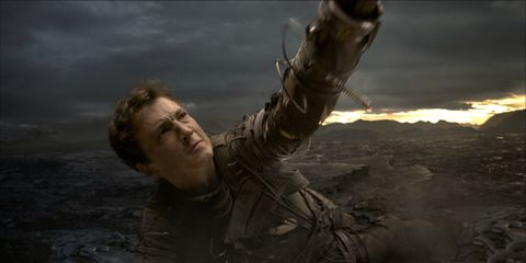 Fictional character, Digital compositing, Cg artwork, Wind, Animation, Action film, Glove,