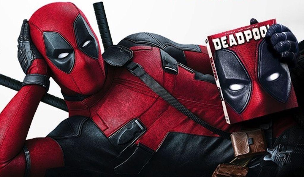 Deadpool presenta los extras de su Blu-ray
