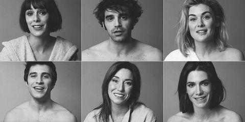 Los Nominados A Los Goya Se Desnudan En Harpers Bazaar