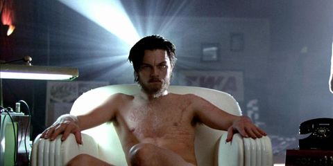 Hairstyle, Shoulder, Facial hair, Chest, Joint, Barechested, Jaw, Sitting, Trunk, Black hair,