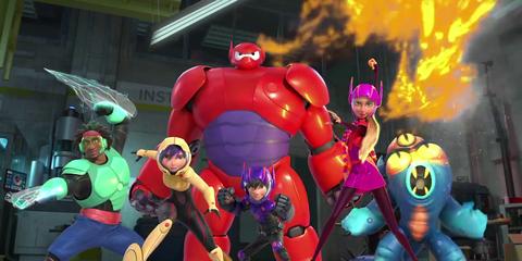 Fictional character, Purple, Hero, Carmine, Electric blue, Magenta, Muscle, Costume, Superhero, Chest,