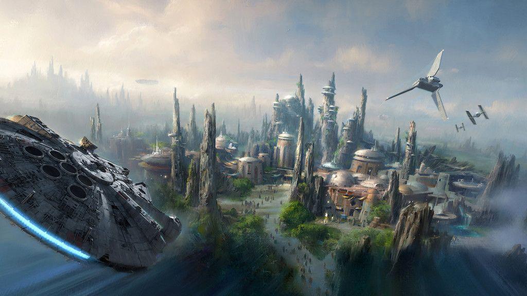 Disneyland busca sitio para Star Wars