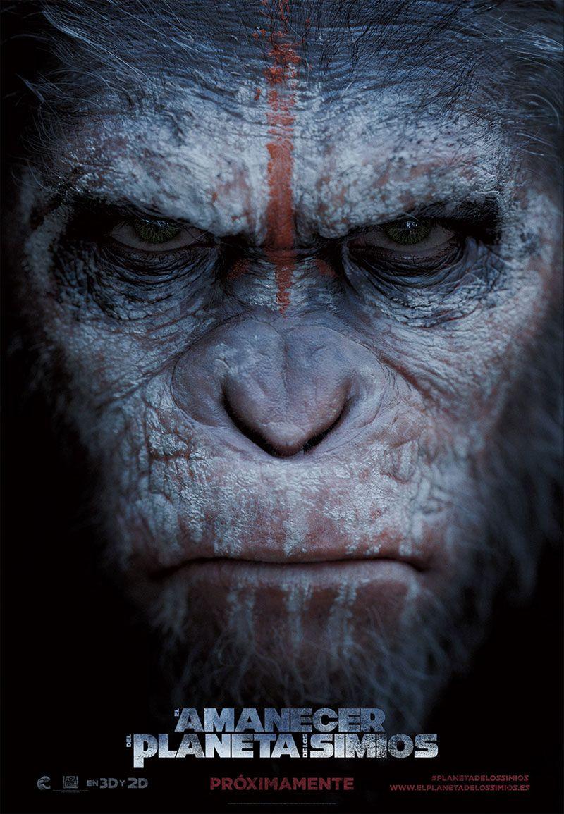 'El amanecer del planeta de los simios': primer tráiler