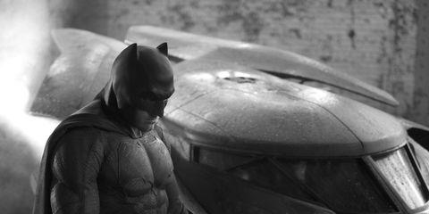 Motorcycle helmet, Fictional character, Personal protective equipment, Helmet, Batman, Costume, Armour, Justice league, Action film, Breastplate,