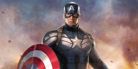 Fictional character, Captain america, Superhero, Shield, Hero, Armour, Avengers, Costume, Space, Animation,