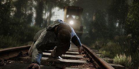 Track, Digital compositing, Jungle, Railway, Pc game, Cg artwork,