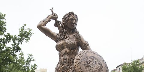 Statue, Sculpture, Monument, Landmark, Art, Metal, Architecture, Tree, Classical sculpture, Bronze sculpture,