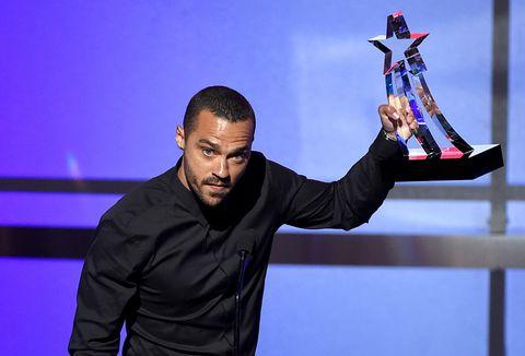 Emotivo discurso de Jesse Williams contra el racismo en los premios BET