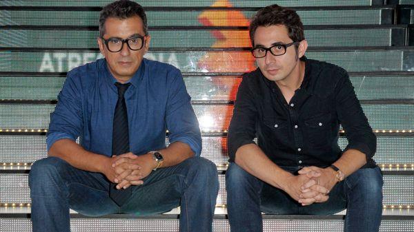 Exclusiva: Buenafuente y Berto Romero, dos hermanos techno