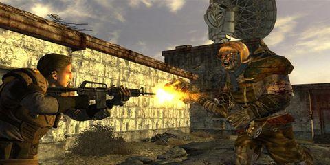 Shooting, Shooter game, Machine gun, Games, Air gun, Soldier, Action-adventure game, Pc game, Video game software, Strategy video game,