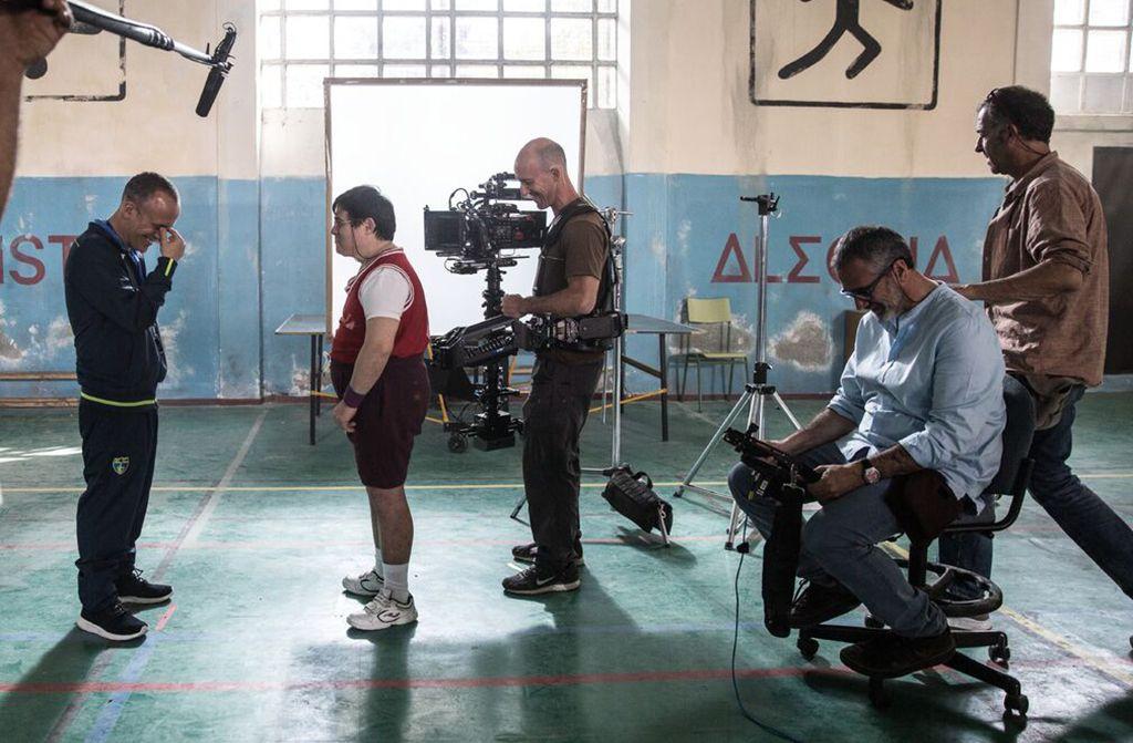 Finaliza el rodaje de \'Campeones\', la nueva película de Javier Fesser