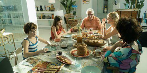 Meal, Brunch, Lunch, Table, Supper, Eating, Food, Room, Breakfast, Tableware,