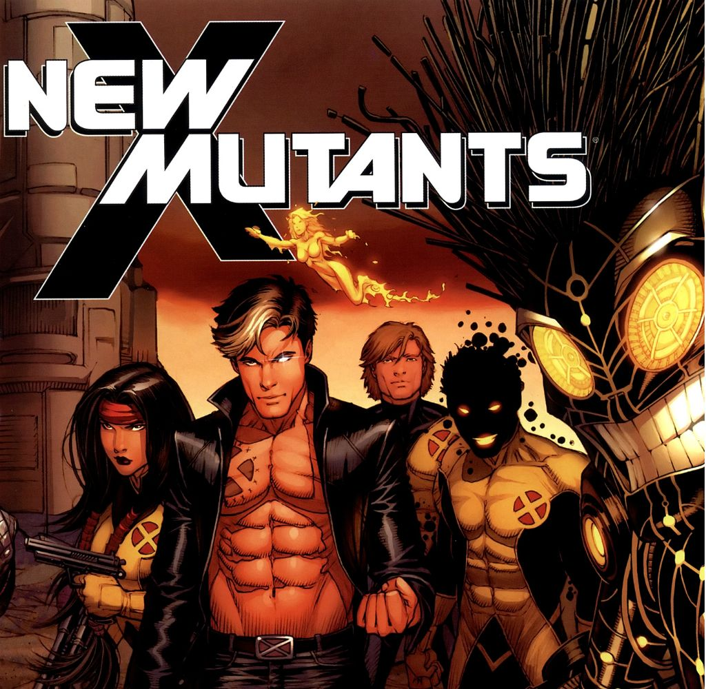 Fox trabaja en un spin off de 'X-Men' basado en 'Los nuevos mutantes'