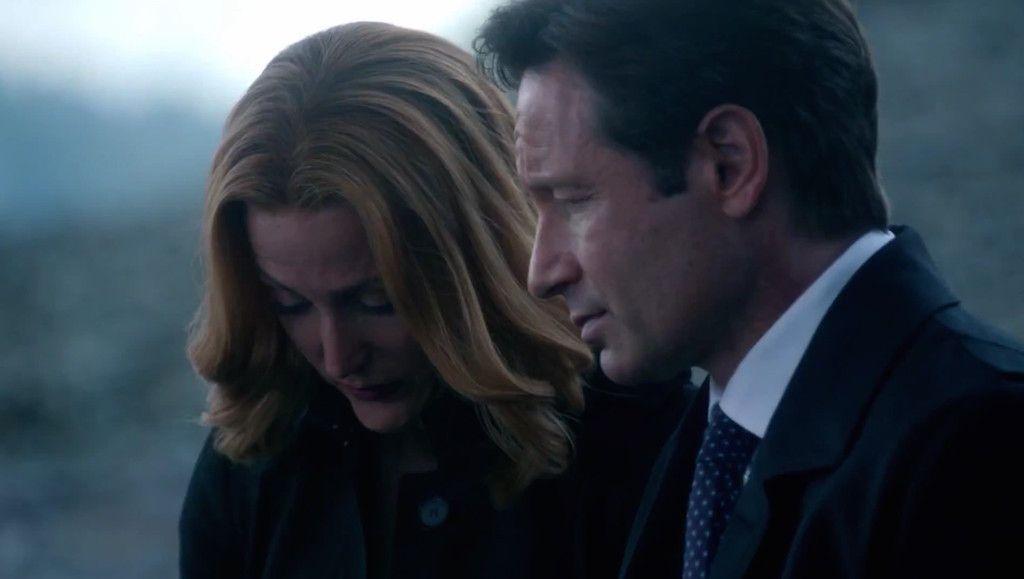 Galería de imágenes reveladoras de la nueva temporada de 'Expediente X'