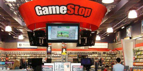 Lighting, Electronic device, Technology, Machine, Display device, Games, Shelf, Customer, Retail, Trade,