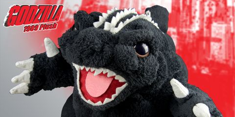 Stuffed toy, Toy, Plush, Action figure, Fang, Textile, Snout, Tooth, Fictional character, Puppet,