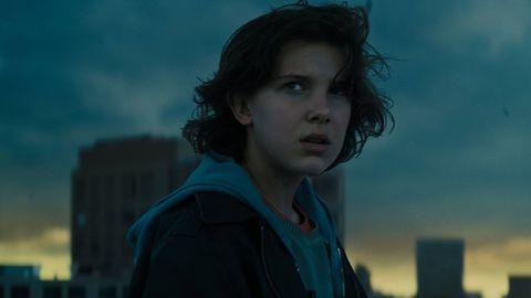 """Millie Bobby Brown en """"Godzilla: Rey de los monstruos"""""""