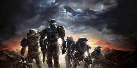 Halo Reach Y Monaco Gratis En Septiembre Para Xbox 360