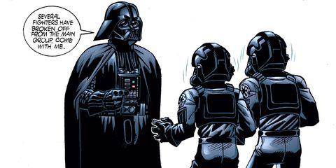 Darth vader, Fictional character, Supervillain, Comics, Fiction,