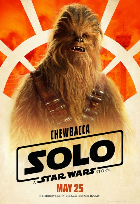 Chewbacca, Poster, Movie, Fictional character,