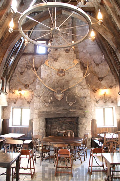 Lighting, Room, Interior design, Table, Furniture, Floor, Light fixture, Chair, Interior design, Ceiling,