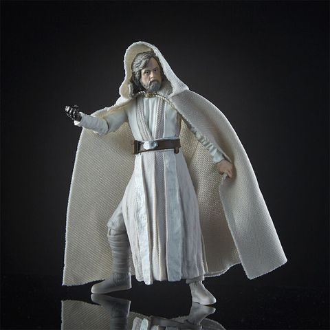 Figurine, Sculpture, Statue, Outerwear, Action figure, Art, Fictional character, Obi-wan kenobi,