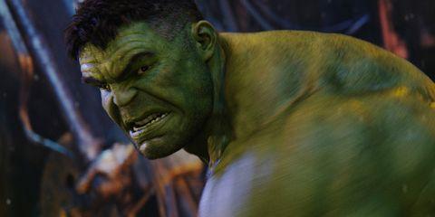 Hulk, Human, Statue, Fictional character, Art,
