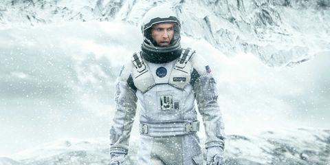 Winter, Freezing, Astronaut, Personal protective equipment, Geological phenomenon, Snow, Space, Glacial landform, Armour, Ice cap,