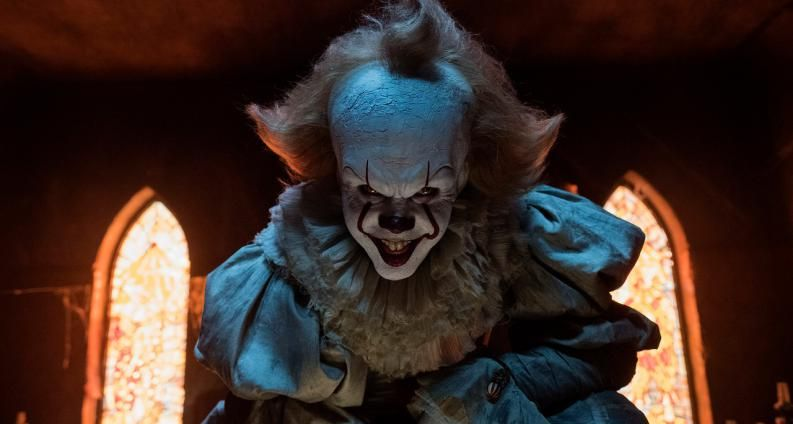 ¿Comparten universo Pennywise y Harry Potter?