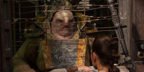 Human, Cage, Adaptation,