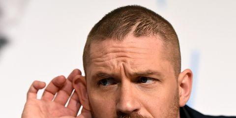 Ear, Lip, Cheek, Finger, Hairstyle, Skin, Chin, Forehead, Eyebrow, Facial hair,